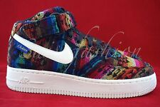 Nike Air Force 1 Mid Premium Pendleton iD Women 839587 901 Sz 6