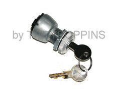 "CUSHMAN PART-3/4""-THREE SCREW IGNITION SWITCH-886311 ELECTRIC HAULSTER GOLF CART"