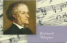 RARE / CARTE TELEPHONIQUE - RICHARD WAGNER : CLASSIC / TELEPHONE CARD PHONECARD