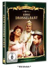 DVD * KÖNIG DROSSELBART - DEFA MÄRCHEN # NEU OVP -