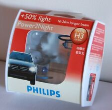 PHILIPS H3 P2N 55W for Narva Ultima 175 and Nite stalker 215 driving light