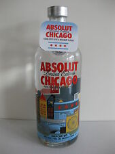 Absolut Chicago 0,750 Ml mit TAG