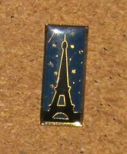 ANO1 PARIS FRANCE VINTAGE PIN  EIFFEL TOWER  PICTURE 1.2""