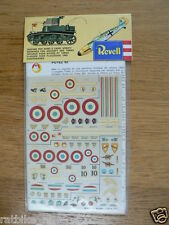 REVELL ESCI AIRPLANE MODELKIT DECALS,TRANSFERS NO 36,LIORE ET OLIVIER LEO 45,POT
