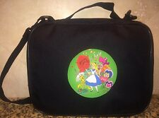 TRADING BOOK FOR DISNEY PINS Alice In Wonderland With Flowers PIN BAG
