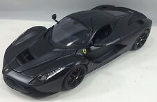 Bburago - 18-19601 - Ferrari LaFerrari Signature Series Scale 1/18 - Black