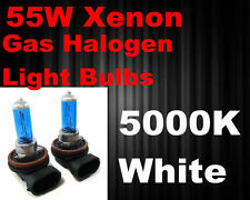 Acura 11 05-07 RL/09-11 TL Fog Light H11 Xenon 55w Super White Bulbs-New