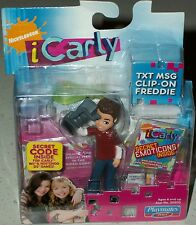 icarly Nathan Kress Text Message Freddie doll txt msg figure vest Xmas boys toy