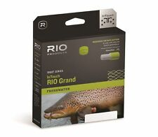 RIO GRAND IN TOUCH INTOUCH NEW 2015 WF-3-F #3 WEIGHT FORWARD FLOATING FLY LINE