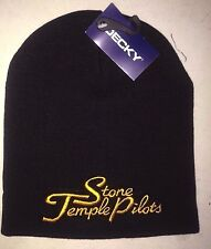 STONE TEMPLE PILOTS  LICENSED BEANIE CAP ROCK  NEW! t-shirt SCOTT WEILAND STP