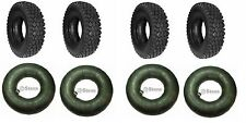 (4) 4.10 3.50  5 Tires & (4) TUBES  GO KART MINI BIKE TIRES MOWER FREE SHiP