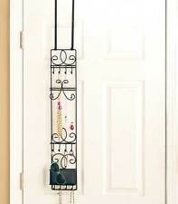 One Jewelry Over Door Hanger Holder Multipurpose Organizer Valet Display Decor