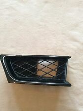 NEW GENUINE SUBARU INPREZA RIGHT HAND SIDE FRONT GRILL BLACK 2006-