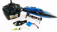 Schermo LCD Skytech 2.4g 4ch raffreddamento ad acqua ad alta velocità RC Racing modello di barca giocattolo