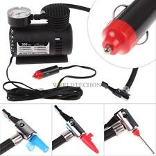 Portable 12V 300 PSI XR Auto Car  Pump Tire Tyre Inflator Mini Air Compressor
