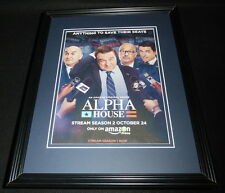 Alpha House 2014 Amazon 11x14 Framed ORIGINAL Vintage Advertisement