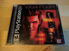 Countdown Vampires (Sony Playstation, 2000) PS1 PS2 Complete CIB Rare Tested