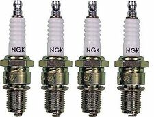 NEW! NGK B7HS-10 Spark Plugs  Qty (4) FREE SHIPPING