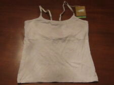NWT $42 HORNY TOAD white BARDOT top SUMMERTIME TANK empire camp shirt LARGE L