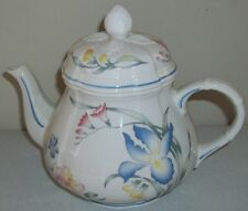 Villeroy & and Boch RIVIERA tea pot and lid - teapot