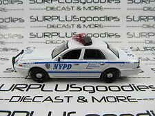 GREENLIGHT 1:64 LOOSE NYPD New York 2008 FORD CROWN VICTORIA K-9 Unit Police Car