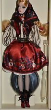 Barbie Mila Russian 2011 Silkstone New Exclusive Gold Label