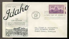 896 IDAHO FDC BOISE, ID MAKER UNKNOWN