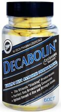 Hi Tech Decabolin Best Muscle Builder Stack+FAST FREE SHIPPING