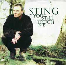 STING  You Still Touch Me / Let Your Soul... rare 45 with PicSleeve  THE POLICE