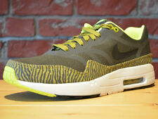 Nike Air Max 1 Premium Tape SZ 10.5 Black Parachute Gold Summit White 599514-007