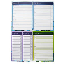 "A4 multi planner – ""shopping list/repas planner/weekly planner/things to do"