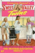 The Mother-Daughter Switch (Sweet Valley Twins)-ExLibrary