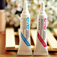 Waterproof False Eyelashes Makeup Adhesive Eye Lash Glue Clear New