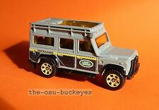 2014 Matchbox Loose 1997 Land Rover Defender 110 Grey Brand New Combine Shipping