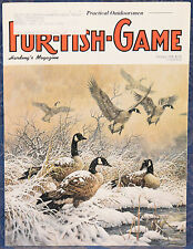 Magazine *Fur-Fish-Game* FEBRUARY, 1998 *Very Good Conditions* !FREE SHIPPING!