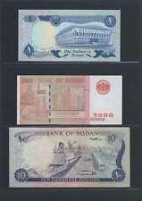 Afrique Ancien Mali Lot de 3 billets différents     Lot N° 12