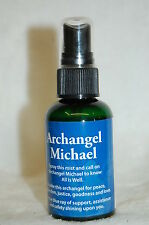 Arch Angel Michael Spray (1) 2oz Purification Release Negativity, Protection