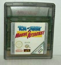 TOM AND JERRY IN MOUSE ATTACKS! USATO GAMEBOY COLOR EDIZIONE EUROPEA CC4 43627