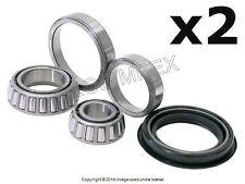 Mercedes r107 w114 w115 Wheel Bearing Kit Set of 2 SKF +1 YEAR WARRANTY