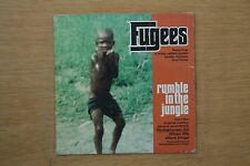 Fugees  ‎– Rumble In The Jungle      (C166)