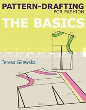 Pattern-drafting for Fashion: The Basics (Paperback), Gilewska, T. 9781408129906