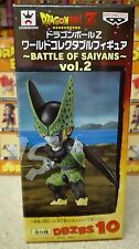 DRAGON BALL Z WCF BATTLE OF SAIYANS Vol.2 PERFECT CELL NEW FIGURA FIGURE NUEVA