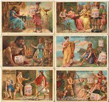 Chromo Liebig Sang. 166 ITA Ulisse ANNO 1883/85