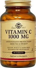Solgar - Vitamin C 1000 mg Tablets  - 90