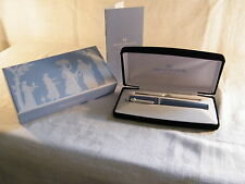 "Wedgwood Jasper Ware "" Ball Point "" Pen with Life Time Guarantee, Fabulous Pen !"