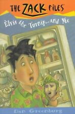 Zack Files 14: Elvis, the Turnip, and Me (Zack Files)-ExLibrary