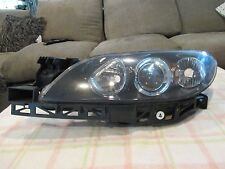 2004 2005 2006 2007 2008 MAZDA 3 SEDAN DRIVER LEFT SIDE HALOGEN HEADLIGHT OEM