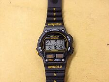 1994 Vintage Timex Ironman Triathlon Ladies Women's Watch Digital Pre-Indiglo