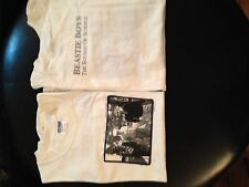 RARE SPECIAL PROMOTION BEASTIE BOYS ANTHOLOGY T-SHIRT THE SOUNDS OF SCIENCE