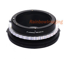 Canon EOS Lens to Sony FZ Mount Camera PMW-F3 PMW-F5 PMW-F55 PMW-F65 Adapter